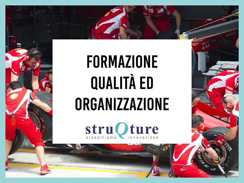 Qualità ed Organizzazione