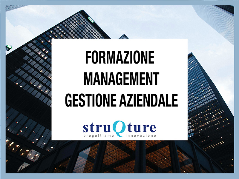 Management Gestione Aziendale