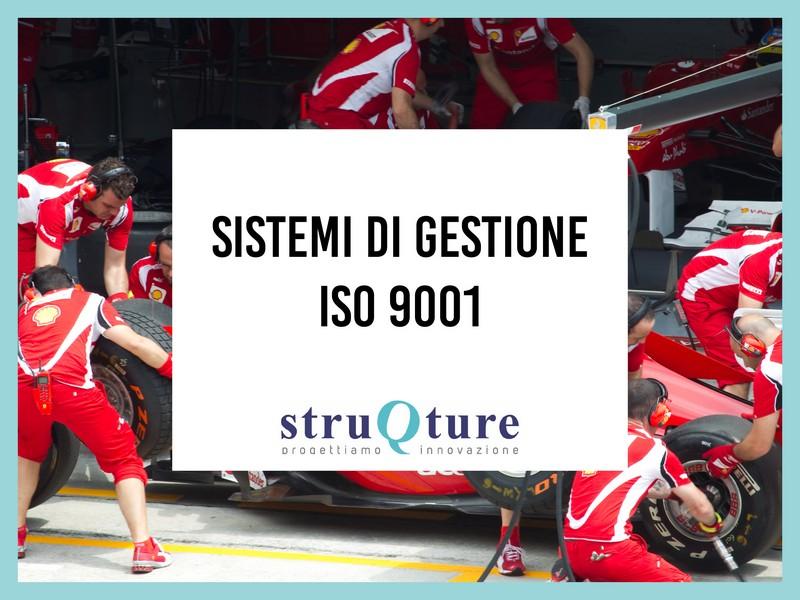 Sistemi di Gestione ISO 9001