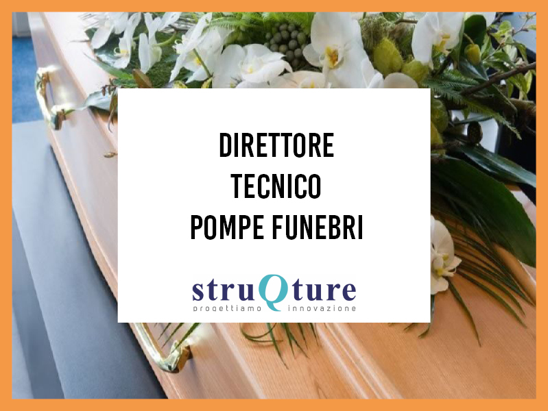 CORSO DIRETTORE TECNICO POMPE FUNEBRI - In Videoconferenza