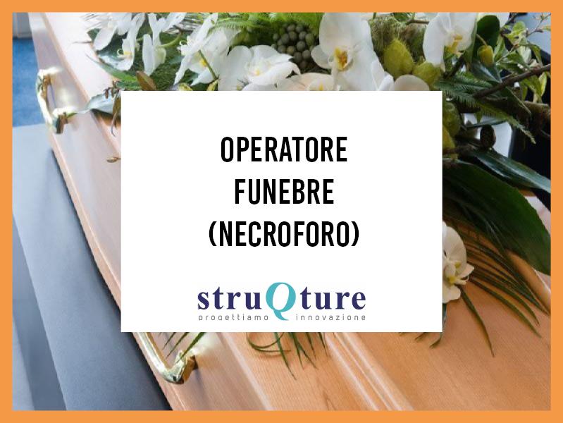 CORSO OPERATORE FUNEBRE (NECROFORO) - In Videoconferenza